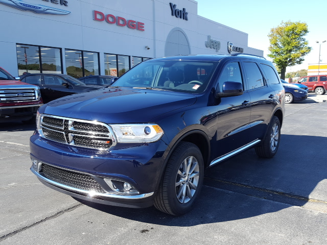 new 2017 dodge durango sxt 4d sport utility in 17081 york automotive. Black Bedroom Furniture Sets. Home Design Ideas