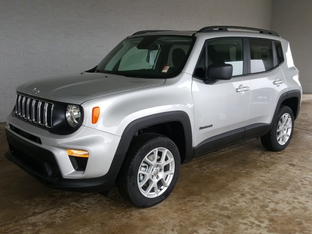 New 2019 Jeep Renegade Sport 4d Sport Utility In 19343 York