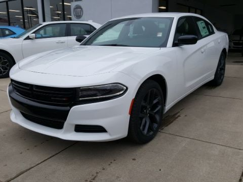 New 2019 Dodge Charger SXT RWD 4D Sedan