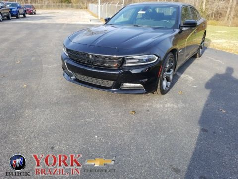 Pre-Owned 2015 Dodge Charger R/T RWD 4D Sedan