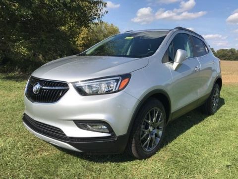 New 2019 Buick Encore Sport Touring FWD 4D Sport Utility